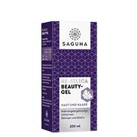SAGUNA RE-Silica Beauty Gel, 200 ml