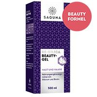 SAGUNA RE-Silica Beauty Gel, 500 ml