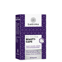 SAGUNA RE-Silica Beauty Caps, 30 Stück