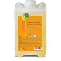 Sonett Oliven Waschmittel für Wolle und Seide, 5 l