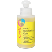 Sonett Waschmittel Color Mint & Lemon, 120 ml