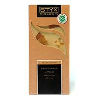 STYX Weiße Schokolade mit Orange bio