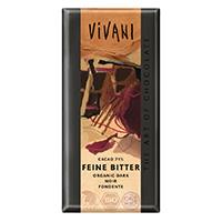 Vivani Feine Bitter Schokolade 71 % Kakao